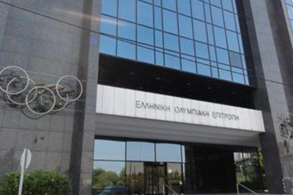 Η ΕΟΕ τιμά τους συντελεστές των τελετών της Ολυμπιακής Φλόγας