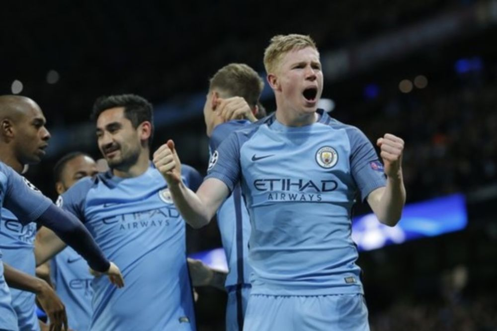 Champions League: Σίτι της... ανατροπής! (videos)