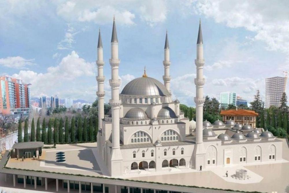 Δεν είναι πολιτισμός να χτίσεις τζαμί στην καρδιά της Ελλάδας