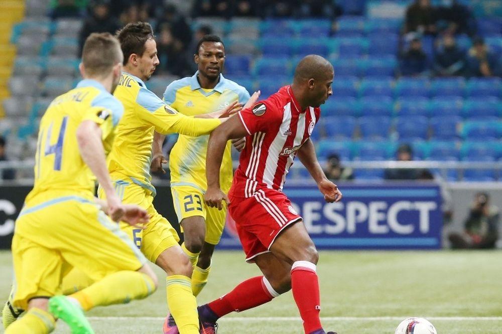Αστάνα - Ολυμπιακός 1-1: Το ντέρμπι του στέρησε τη νίκη...