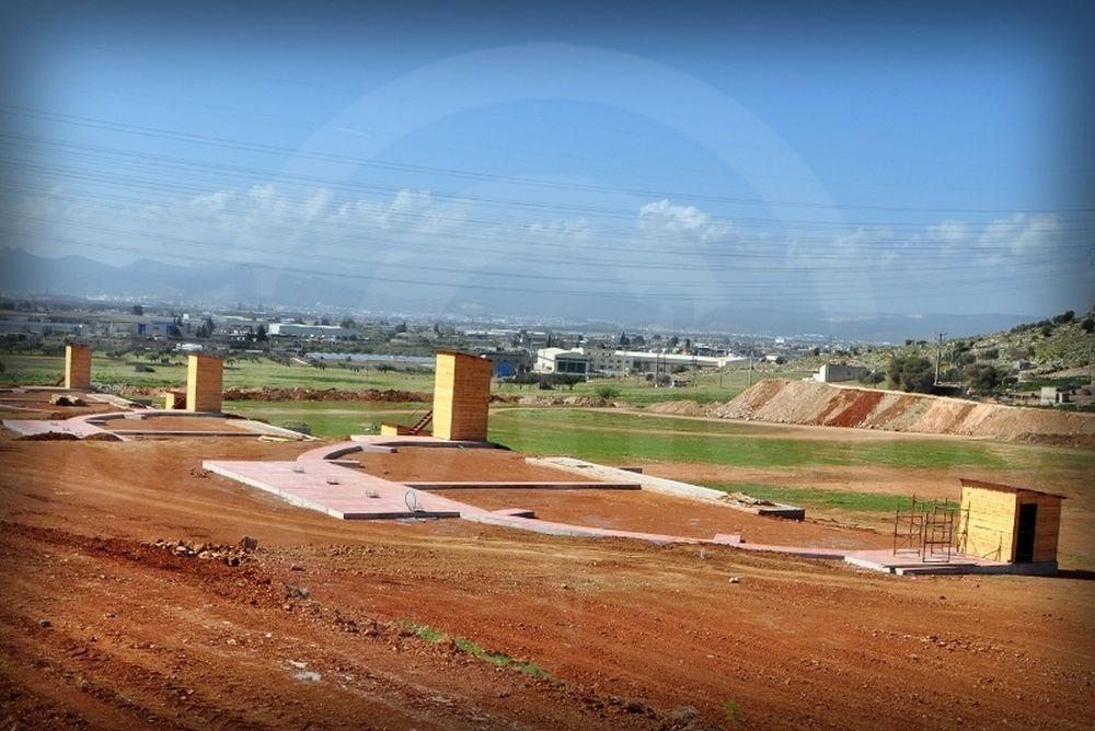 Άνοιξε το νέο σκοπευτήριο πήλινου στόχου στον Ασπρόπυργο