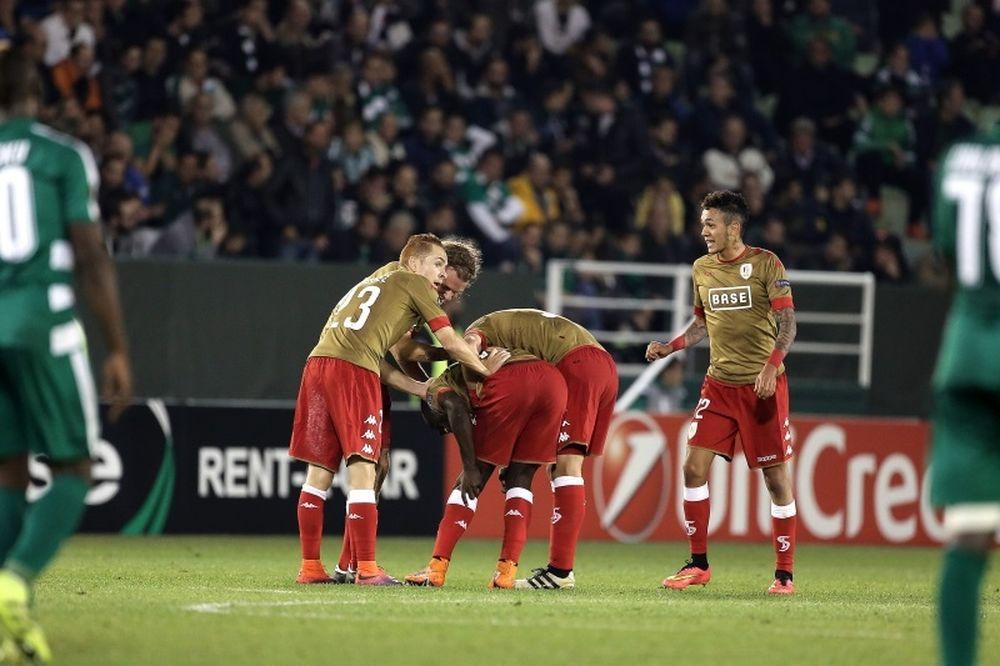 Παναθηναϊκός-Σταντάρ Λιέγης 0-3: Άξιος της μοίρας του!