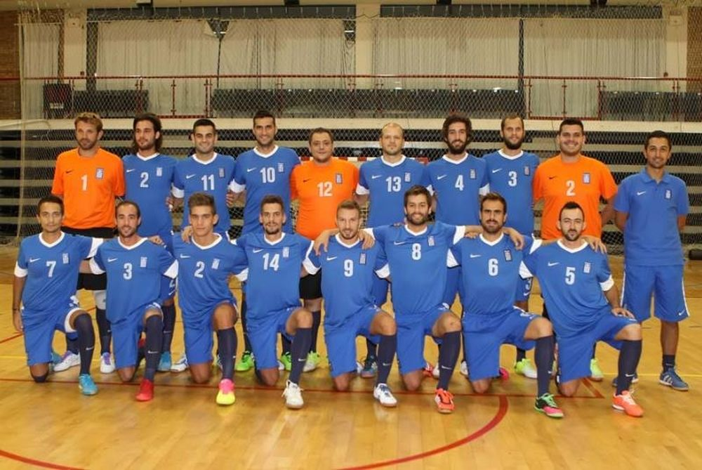 Νίκη για την εθνική ομάδα ποδοσφαίρου Σάλας