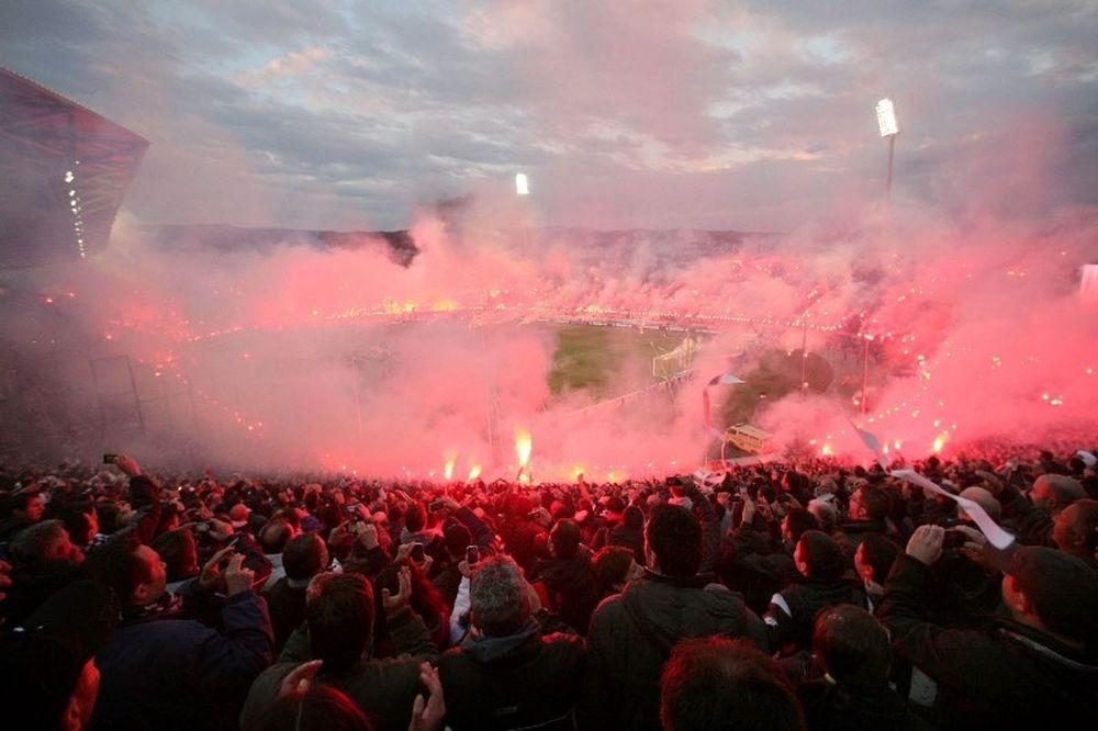 Ταυτοποιήθηκαν 36 οπαδοί του ΠΑΟΚ για επεισόδια στον αγώνα του περσινού κυπέλλου με τον Ολυμπιακό