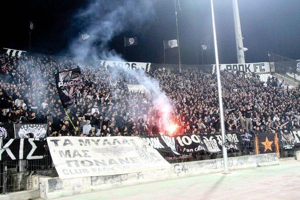 Super League: Βαρύ πρόστιμο σε ΠΑΟΚ
