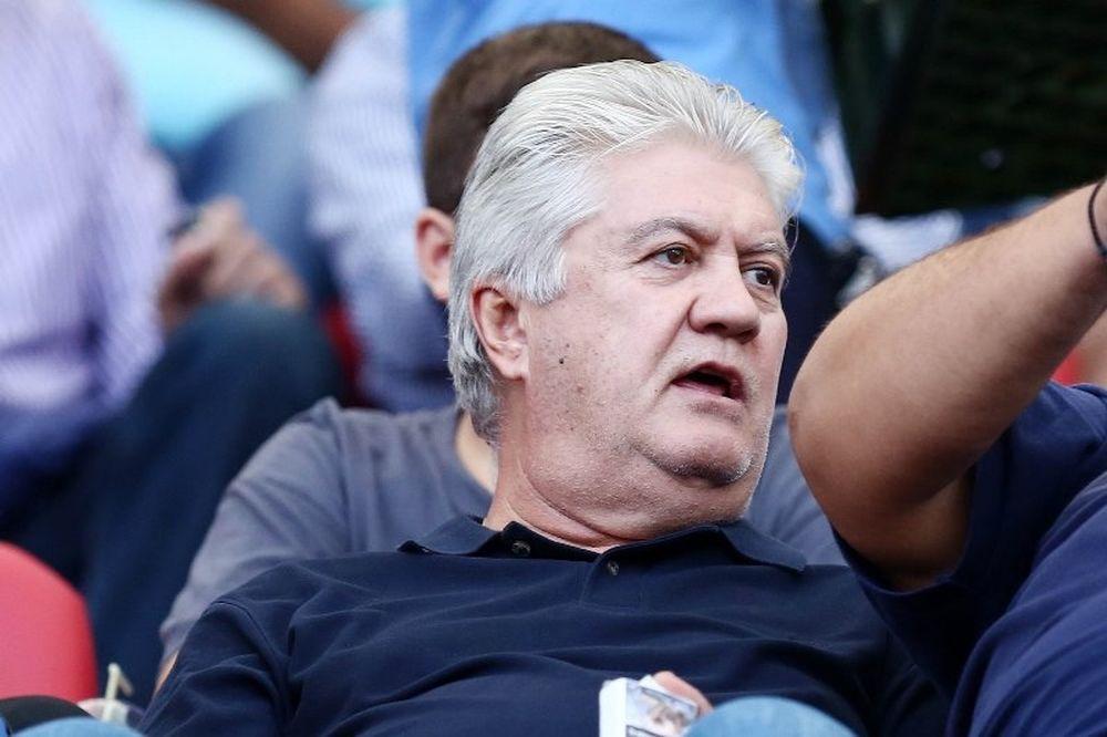 Ο Βασίλης Γκαγκάτσης Γενικός Διευθυντής της Super League