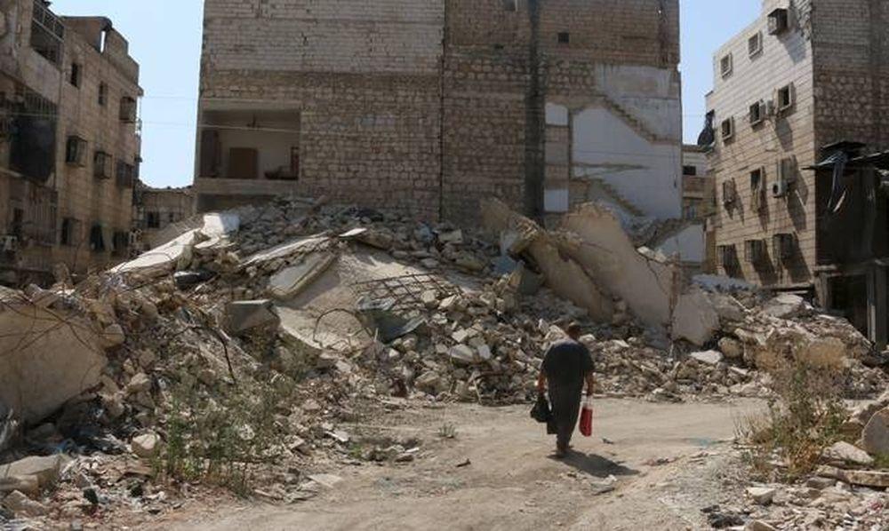 Συρία - Δαμασκός: Έντεκα νεκροί, ανάμεσά τους τέσσερα παιδιά, σε βομβαρδισμούς εναντίον ανταρτών