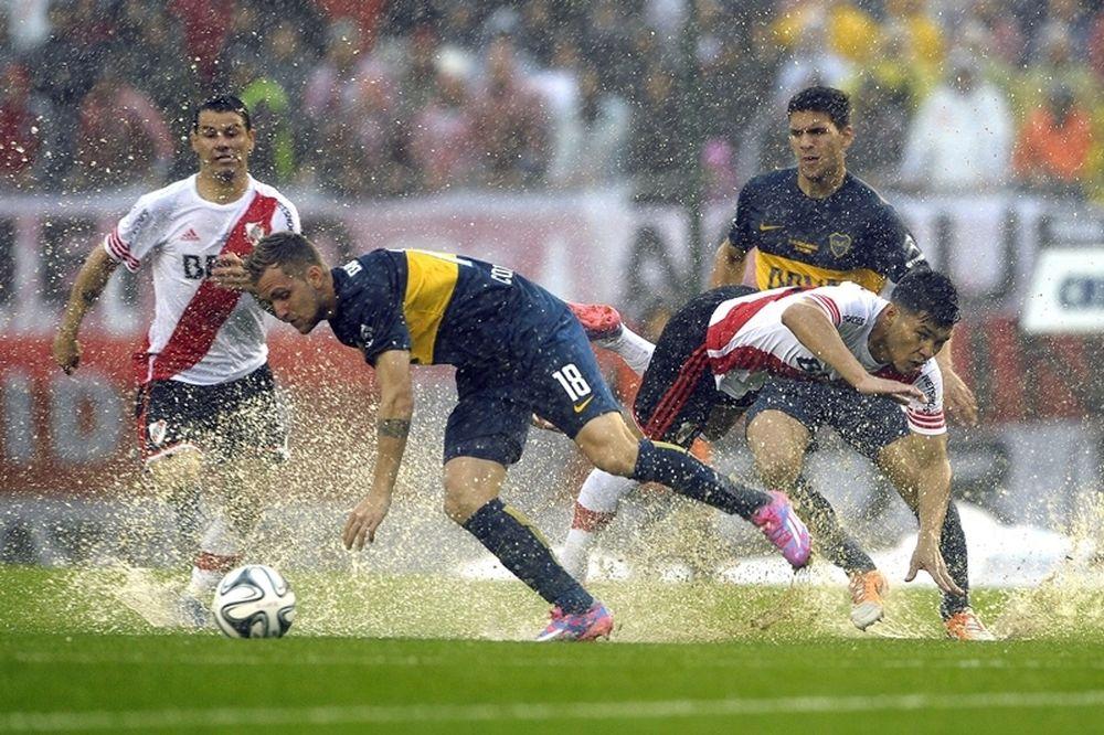 Συμφωνία - μαμούθ για τα τηλεοπτικά δικαιώματα του πρωταθλήματος ποδοσφαίρου της Αργεντινής