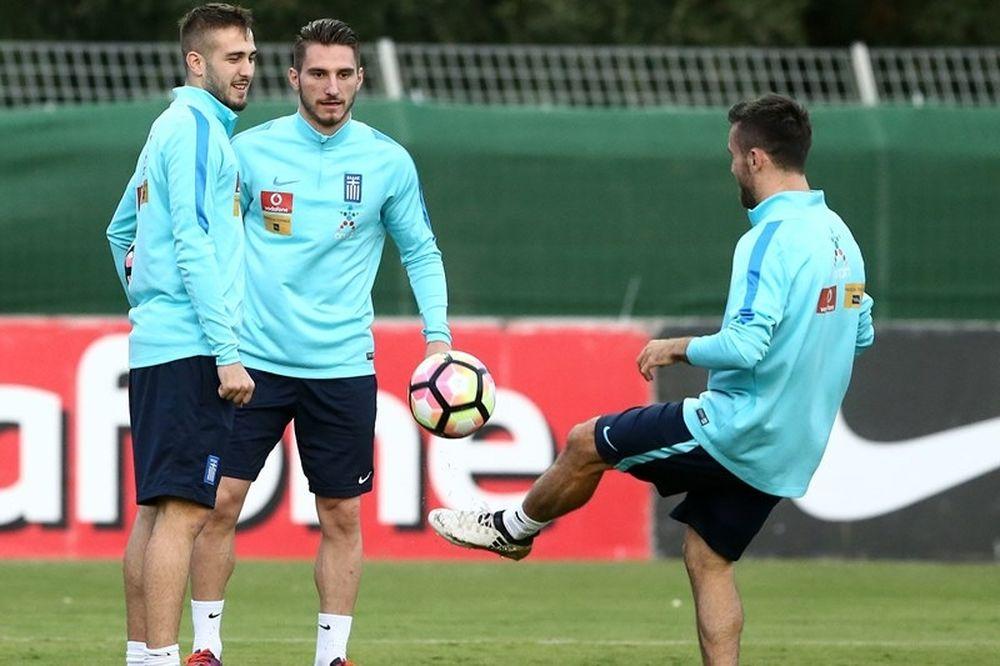 Τα ματς των Εθνικών Ομάδων στα World Cup European Qualifiers έρχονται στον ΟΤΕ ΤV