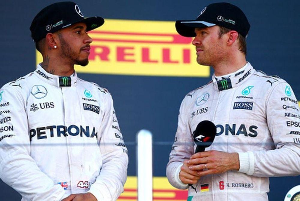 Formula 1: Ένας τίτλος, δύο διεκδικητές, μια λυκοφιλία