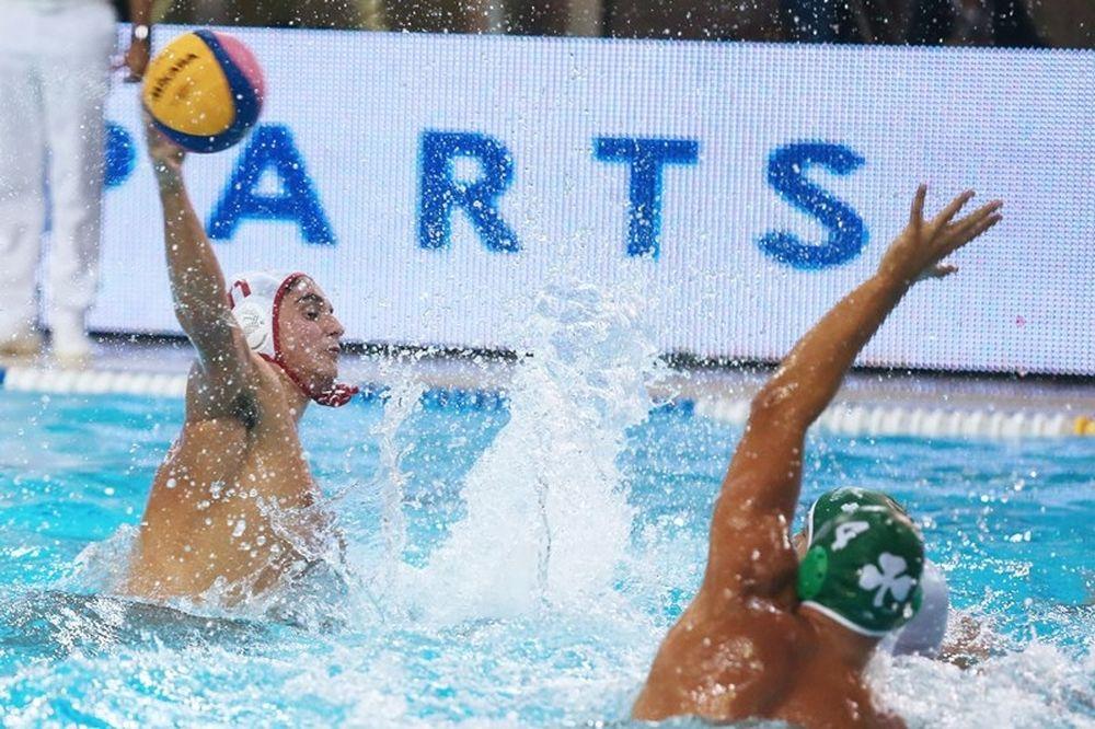 Πόλο Α1 Ανδρών: Χωρίς… αντίπαλο ο Ολυμπιακός κόντρα στον Παναθηναϊκό