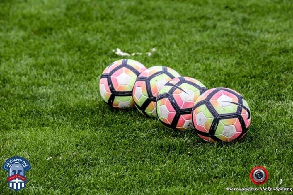ΑΕ Σπάρτη: Φιλική νίκη επί του Αστέρα Αμαλιάδας με 1-0