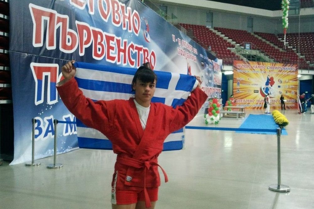 Χάλκινο μετάλλιο η Τελτσίδου στο Ευρωπαϊκό U23