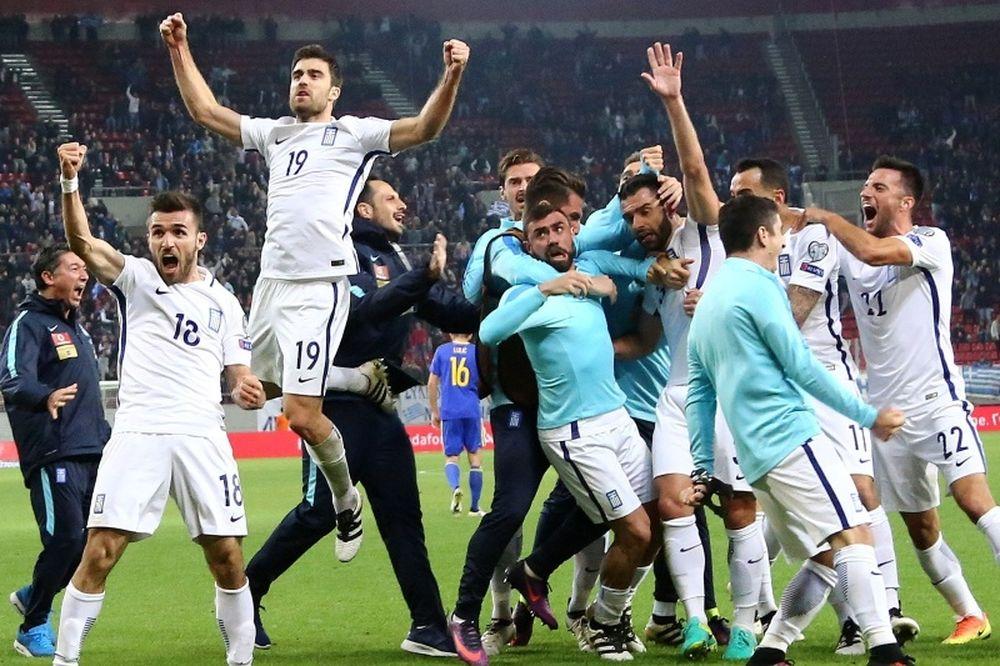 Ελλάδα-Βοσνία 1-1: Πολύ σκληρή για να πεθάνει!
