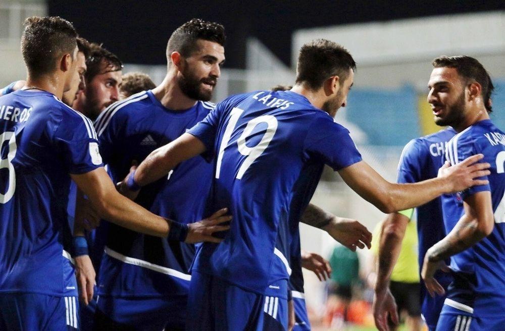Επιτέλους νίκη για την Κύπρο