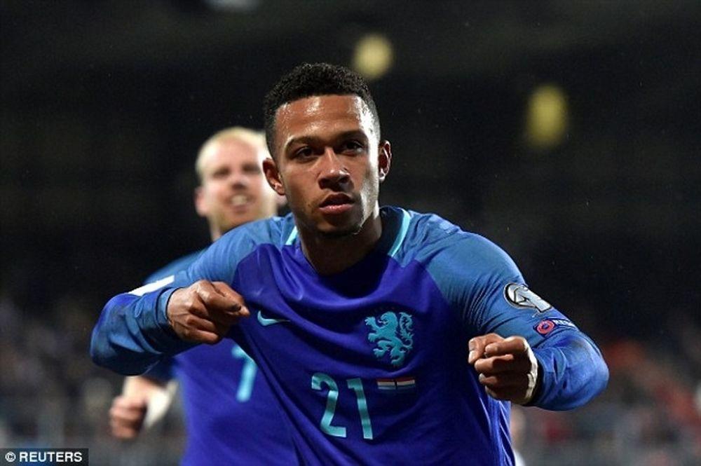 Εύκολη νίκη για Ολλανδία, το Βέλγιο διέσυρε την Εσθονία