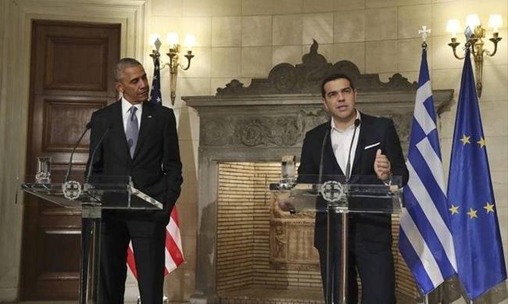 Επίσκεψη Ομπάμα στην Αθήνα: Πρόβλημα με το «ρ» απέκτησε ο Τσίπρας!