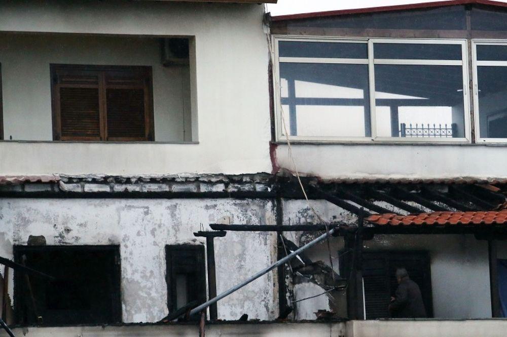 Στον εισαγγελέα το πόρισμα για το καμένο σπίτι του Μπίκα!