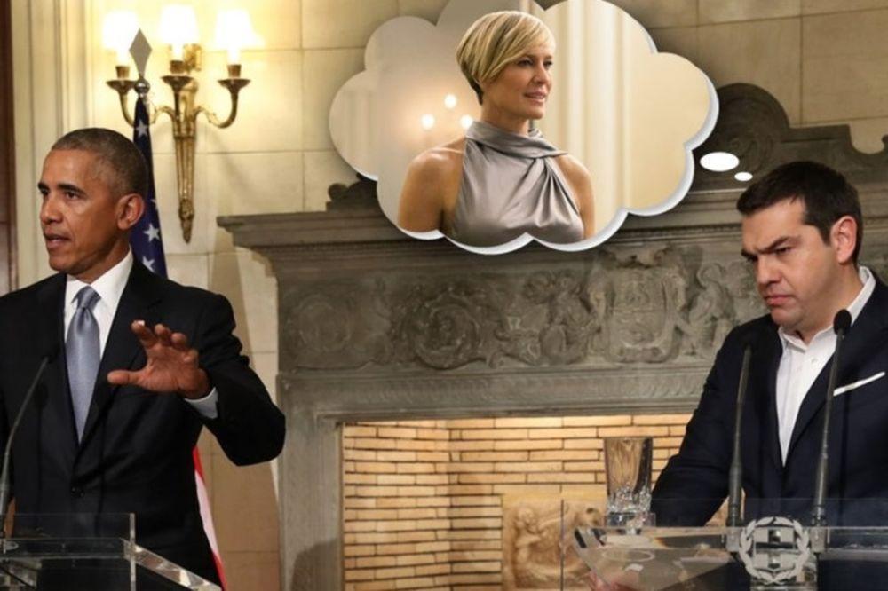 Τι πραγματικά σκεφτόταν ο Τσίπρας όταν μιλούσε ο Ομπάμα;