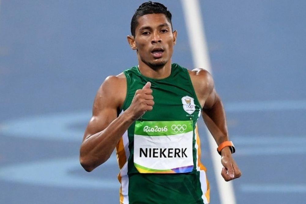 Στίβος: Κορυφαίος αθλητής του Ρίο ο Φαν Νίεκερκ