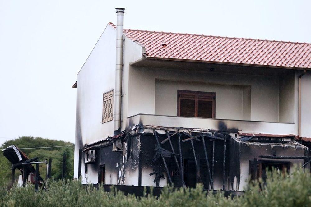 Για εμπρησμό στο σπίτι του Μπίκα κάνει λόγο το πόρισμα της Πυροσβεστικής