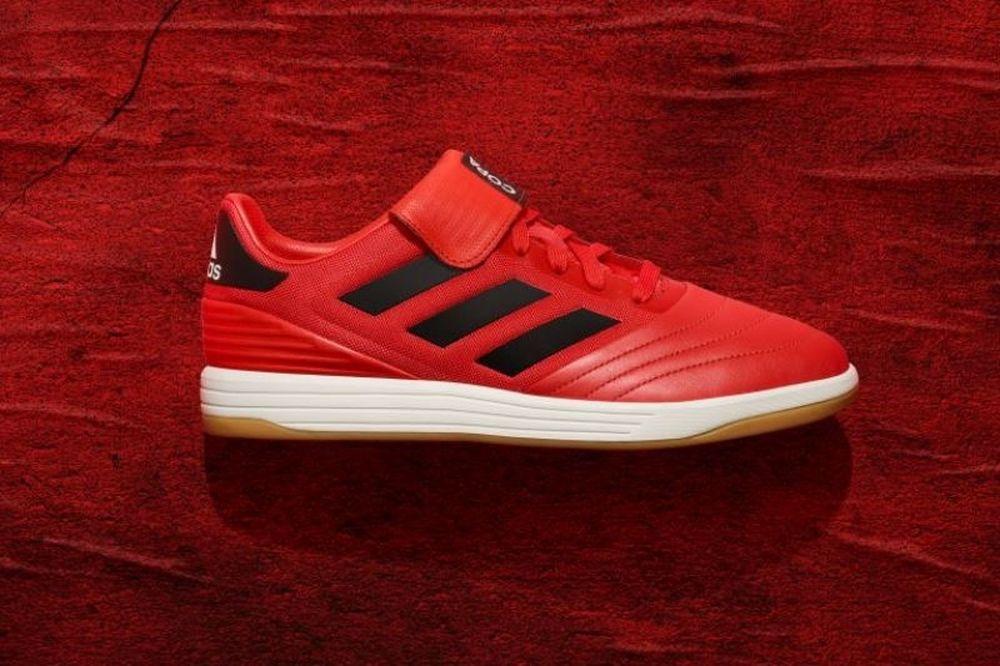 H Adidas παρουσιάζει το COPA 17 Red Limit