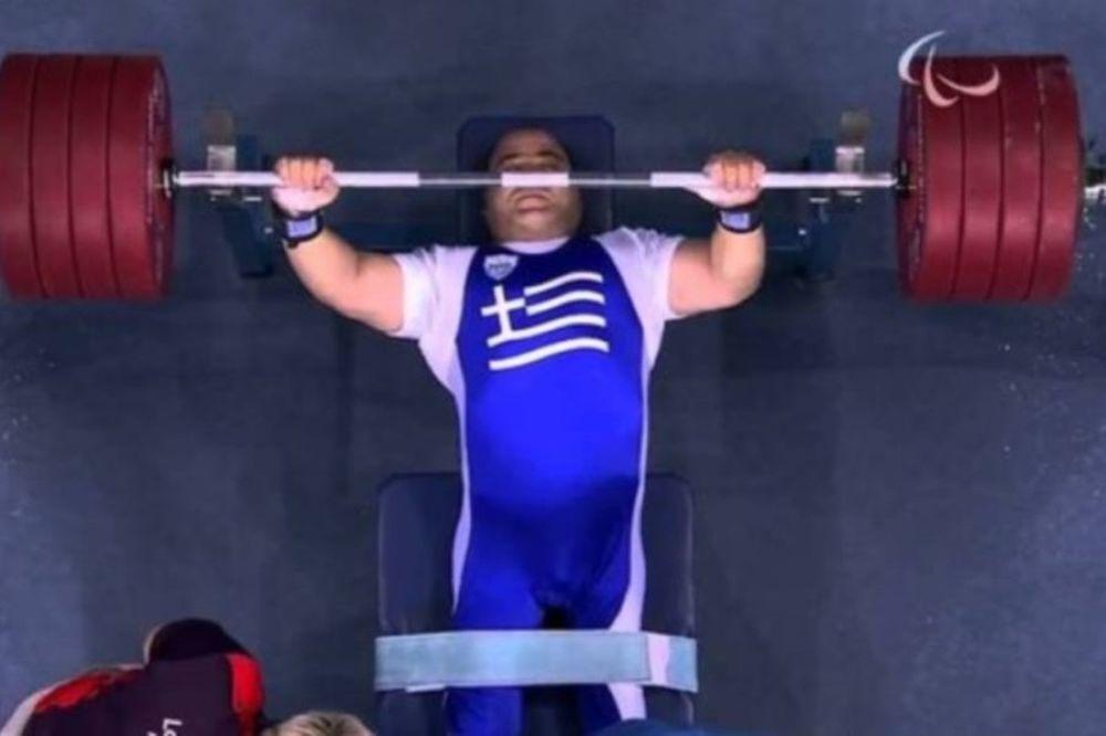 Η ΕΟΑΒ τιμά τους Παραολυμπιονίκες της