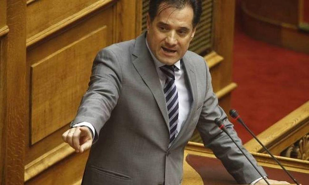 Γνωστός τραγουδιστής έκανε μήνυση στον Άδωνι Γεωργιάδη