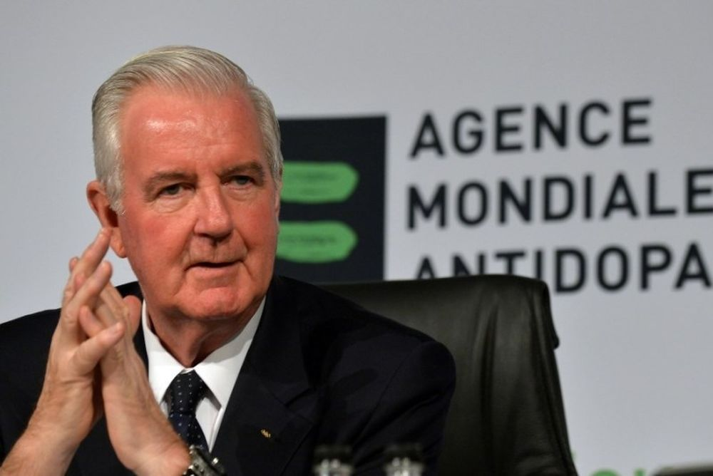 WADA: Παραμένει πρόεδρος ο Ρίντι