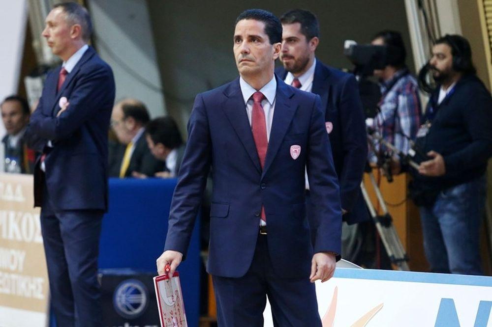 Σφαιρόπουλος: Σοβαρότητα και άμυνα μας έδωσαν το ματς
