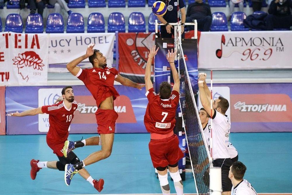 «Ηρακλής» στη Χαλκίδα ο Ολυμπιακός!