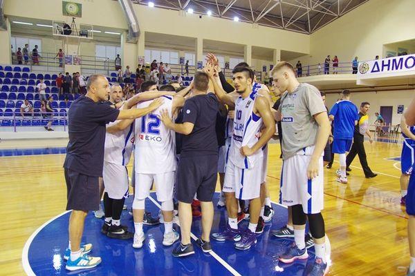 FIBA: Στην Κρήτη το Ευρωπαϊκό Νέων Ανδρών