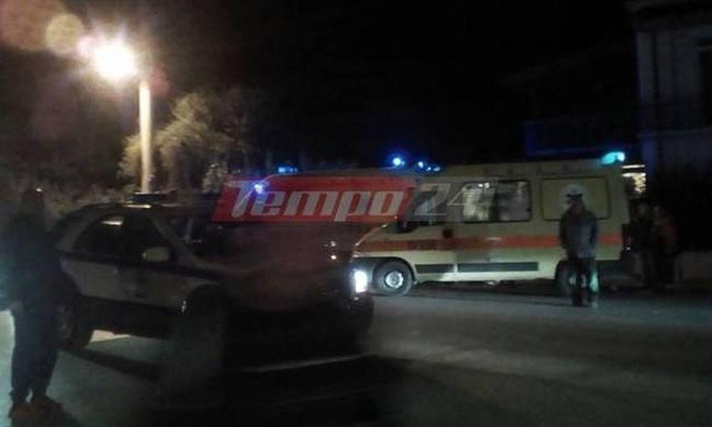 Αχαΐα: Επεισόδιο με πυροβολισμούς στα Καμίνια - Σε σοβαρή κατάσταση το θύμα