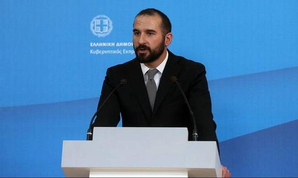 Τζανακόπουλος: «Όχι» σε νέα λιτότητα – Δεν υποχωρούμε στα εργασιακά