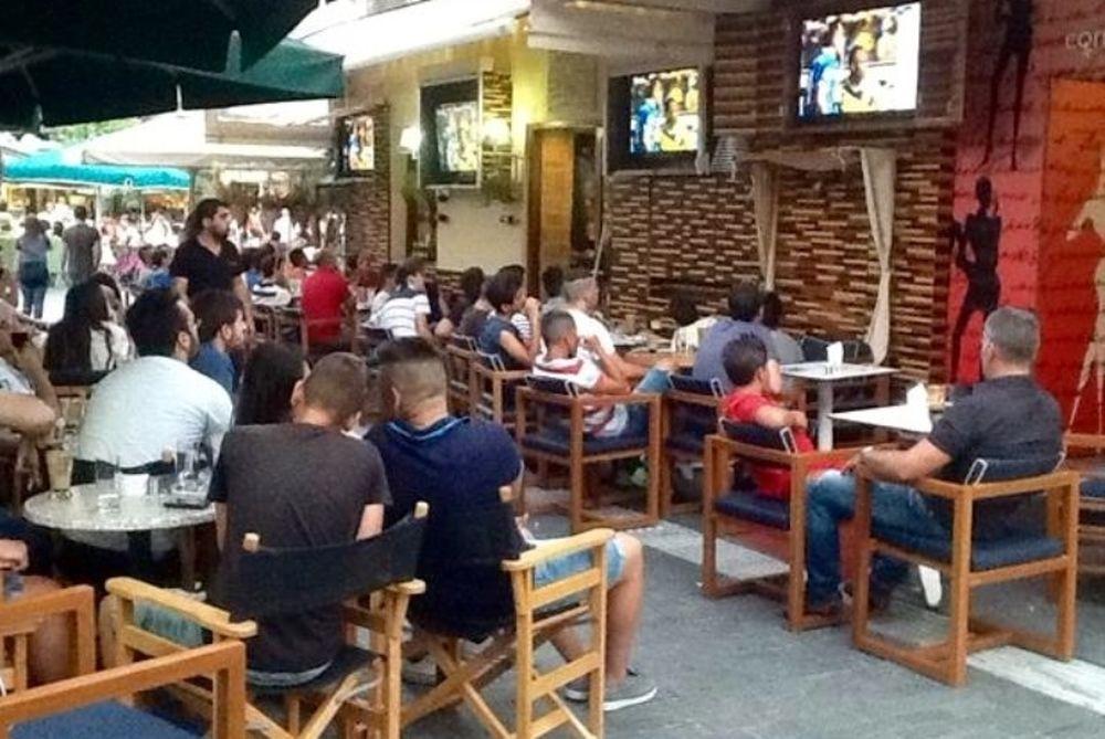Αποτέλεσμα εικόνας για νεοι στην καφετέρια