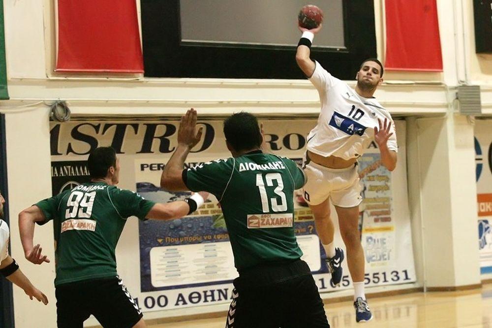 Ο Νικολαΐδης MVP της 8ης αγωνιστικής