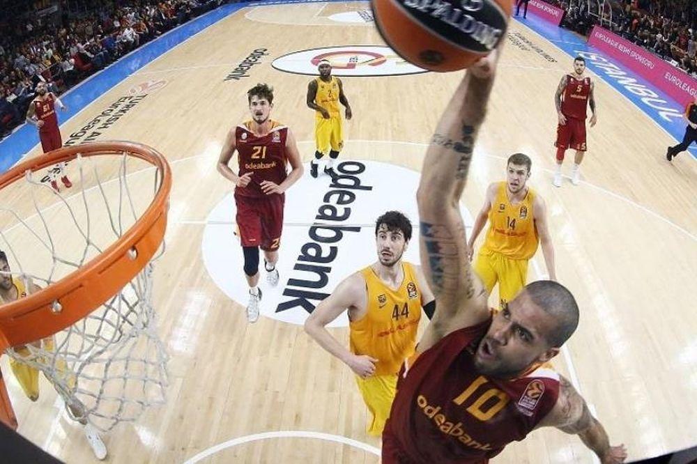 Γαλατασαράι – Μπαρτσελόνα 78-64: Νέο στραβοπάτημα για τους Καταλανούς