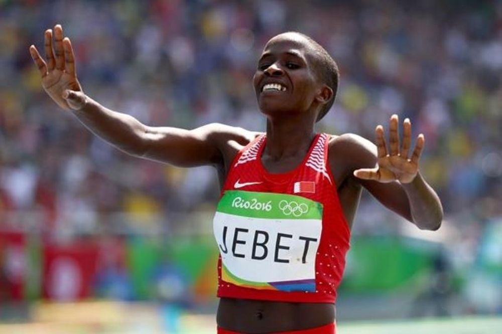 Η IAAF επικύρωσε το παγκόσμιο ρεκόρ της Τζέμπετ στα 3.000μ στιπλ