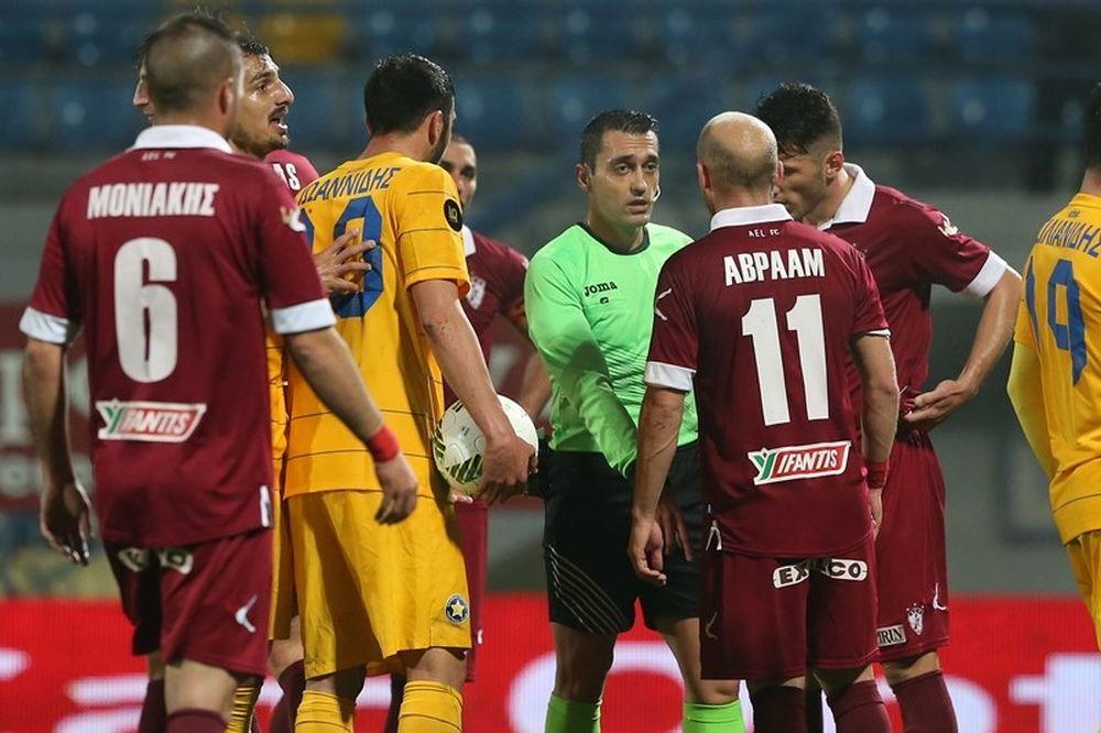 Αστέρας Τρίπολης – ΑΕΛ 1-1: Ισοπαλία και στα… πέναλτι