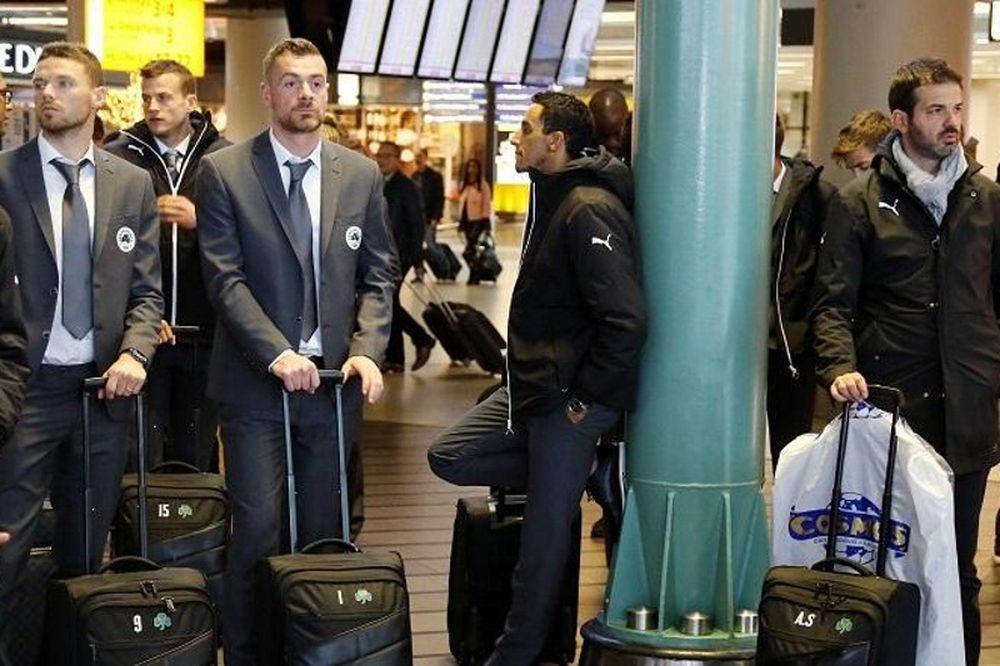 Παναθηναϊκός: Ο Στραματσόνι «μαντρώνει» τους παίκτες στο ξενοδοχείο!