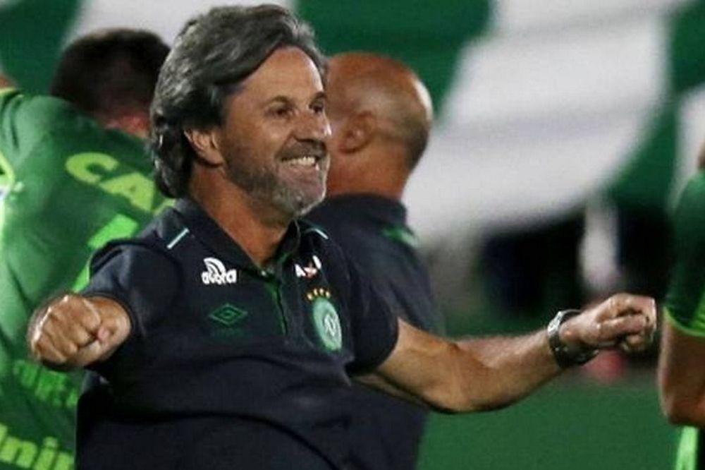 Η ανατριχιαστική δήλωση του προπονητή της Σαπεκοένσε: «Θα ήμουν ευτυχισμένος αν πέθαινα σήμερα»!