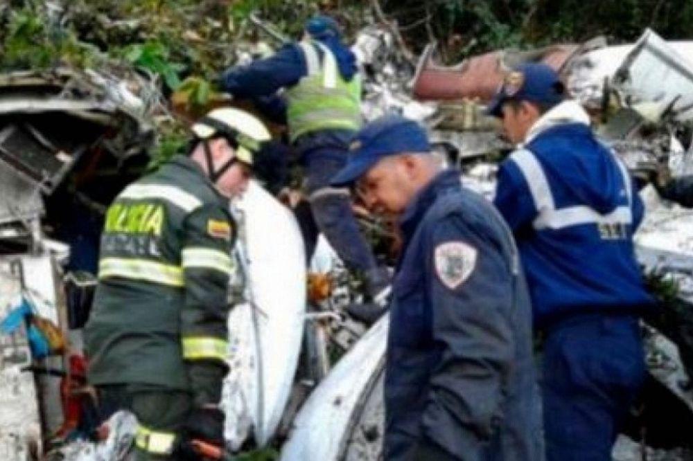 Κολομβία: 71 τελικά οι νεκροί της αεροπορικής τραγωδίας