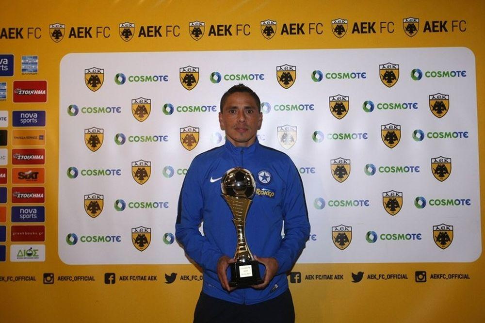 MVP ο Ούμπιδες, Κοζορώνης το best goal