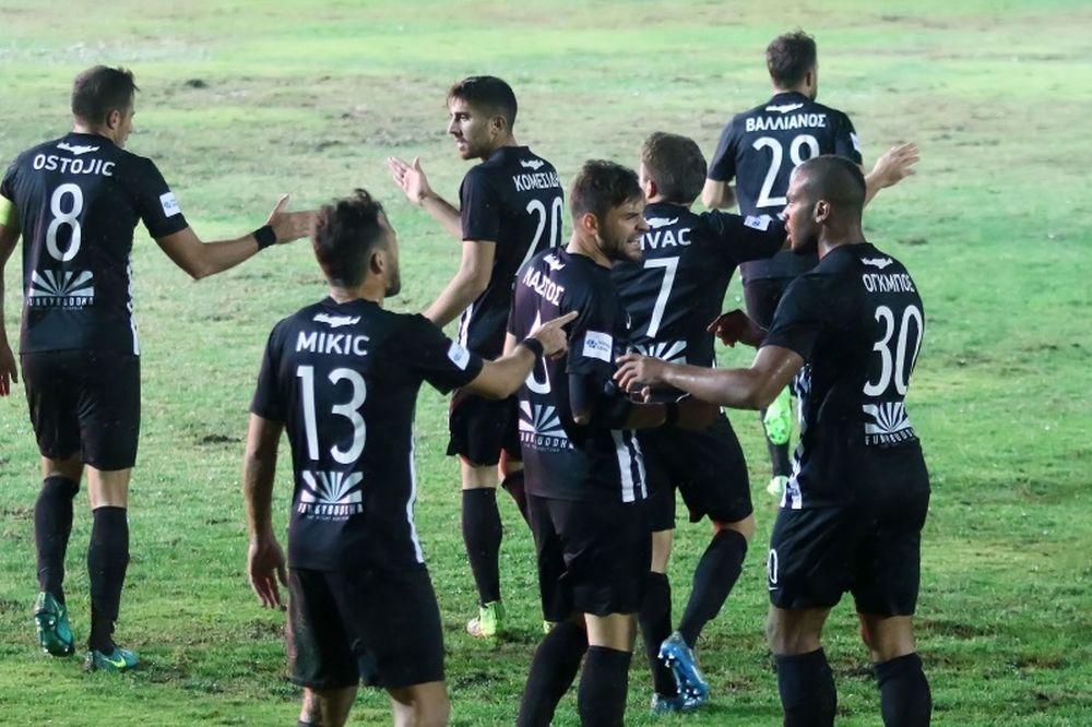 ΟΦΗ-Παναθηναϊκός 2-1: Τον «δάγκωσε»!