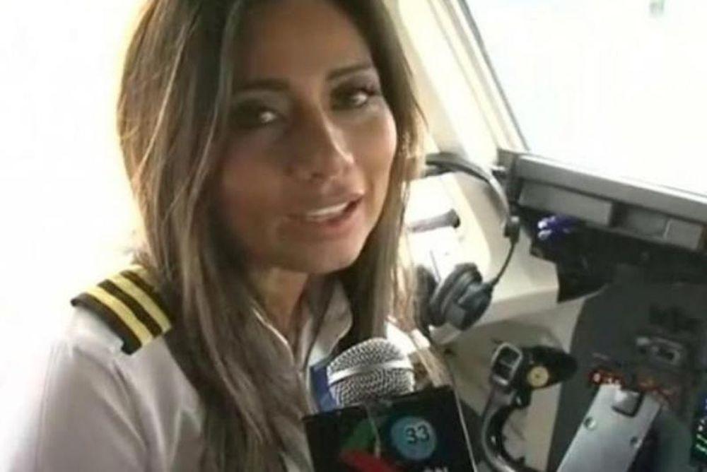 Η συγκλονιστική ιστορία της γυναίκας πιλότου στην τραγωδία της Σαπεκοένσε