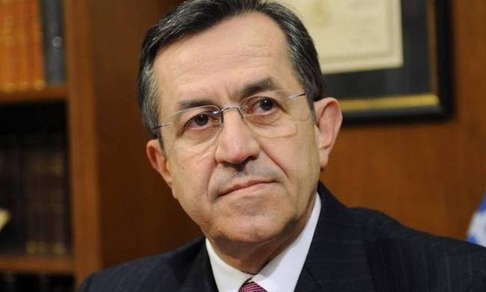 Νικολόπουλος: Απηύθυνε επιστολή στους πολιτικούς αρχηγούς
