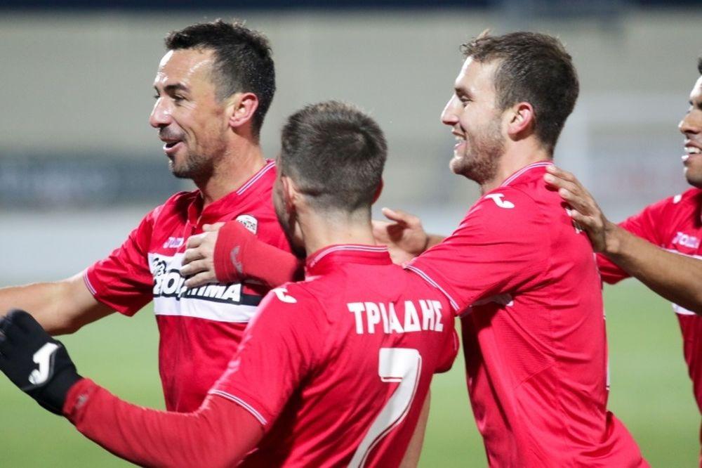 Ξάνθη-Αστέρας Τρίπολης 3-1: Του έκανε πλάκα!