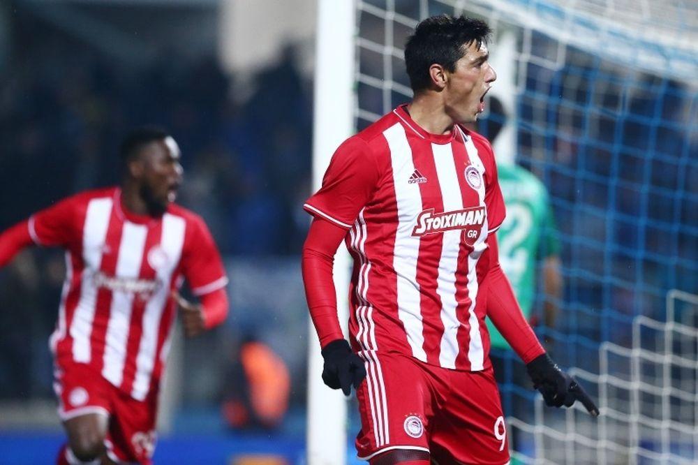 ΠΑΣ Γιάννινα-Ολυμπιακός 0-2: Απόδραση με «πασά» τον Καρντόσο!