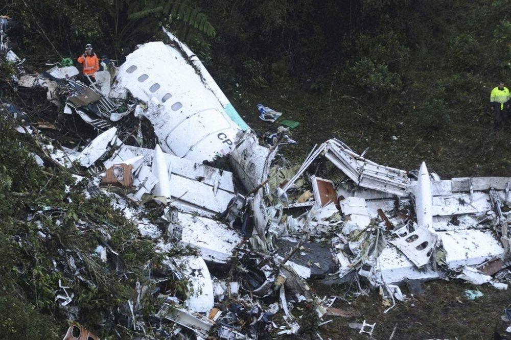 Η συγκλονιστική εξομολόγηση του δημοσιογράφου που επέζησε από την πτώση του αεροπλάνου στο Μεντεγίν