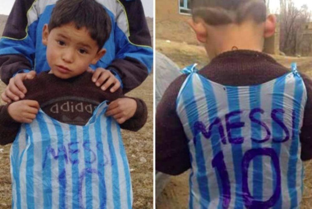 Η συνάντηση της ζωής του! Ο μικρός Αχμάντι γνώρισε επιτέλους τον Μέσι! (photos+videos)